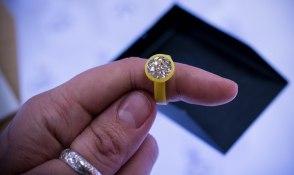 3ct Old Cut Diamond