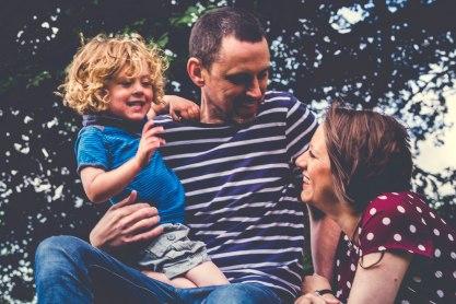 Sally, Matt & Tristan