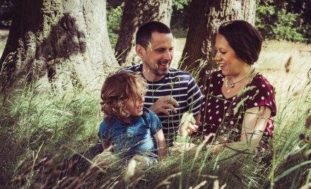 Sally, Matt and Tristan